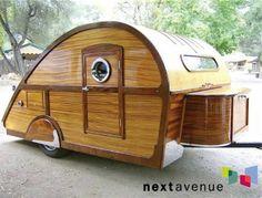 Wood Camper. So cute!!!!!!,