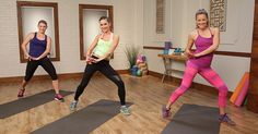 Rock Your Bottoms With Our Bikini-Butt Workout. Don't think I can do this while pregnant but after for sure!