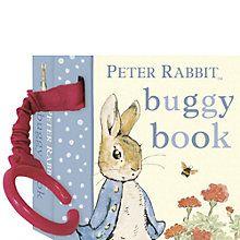 Buy Beatrix Potter Peter Rabbit Buggy Book Online at johnlewis.com