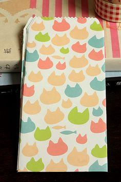 Cute Slim Envelope Set