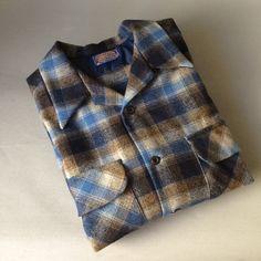 Men's Pendleton Long Sleeve Board Shirt Loop by OwliceandStone