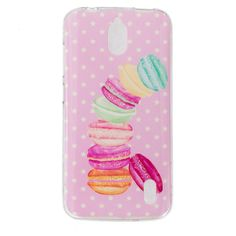 Luxury Soft Ultra Thin TPU Silicone Case For Huawei Y625 Y 625 Phone Case Cover Cartoon Back Cover For Huawei Ascend Y625 Case