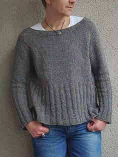 Ravelry: Grey Morlaix pattern by Regina Moessmer