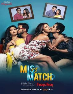 IMDb Rating: N/AGenre: ComedyDirector: Soumik Chattopadhyay Release Date: 15 September 2018 Star Cast: Mainak Banerjee, Ayan Bhattacharjee, Rajdeep Gupta Movie Story: Diana decides to add some& Films Hd, Comedy Films, Hd Movies Online, Web Movie, Film Story, Hindi Video, Movies To Watch Free, Movies Free