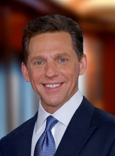 David Miscavige, the current Chairman and leader of Scientology.