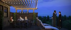 Project | Crown Design | The Wormald Companies Rendering | Rahim Consulting 3d architectural visualization rendering animation Ottawa Location | Gaithersburg, MD, USA Email | 3d@intiaz.com Website | http://www.intiaz.com/  #vray #3dsmax #2014 #3d #architecture #visualization #rendering #terrace #evening #outdoor #patio #chill