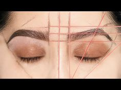 Best Eyebrow Makeup, Best Eyebrow Products, Eye Makeup, Perfect Eyebrow Shape, Perfect Eyebrows, Lip Color Tattoo, Different Eyebrow Shapes, Eyebrow Design, Straight Brows