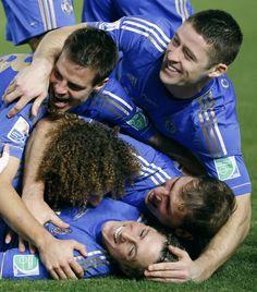 Chelsea love <3