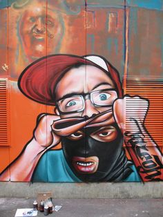 Graffiti Portrait Art | 60 Remarkable Examples of Graffiti Art