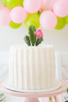 Throw a Cactus Fiesta Party