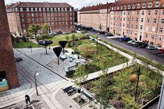 public space: Tåsinge Plads: København (Denmark), 2014
