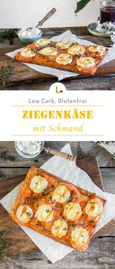 LOW CARB - VEGAN RECIPES - GOAT CHEESE RECIPES - Ziegenkäse - HEALTHY DINNER FOR TWO - Create the perfect dinner for two with this easy healthy dinner recipe! Click now to discover the full recipe and the ingredients! #lizza #Ziegenkäse #goatcheeserecipe #veganrecipe #vegetarianrecipe #healthydinner #dinnerfortwo #healthypizza