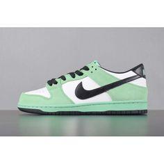 promo code 0446d 26fa3 Fashion NIKE DUNK LOW POR IW Men Shoes Green White Black Sale