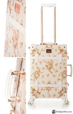 Pretty suitcases - luggage for teenage girl
