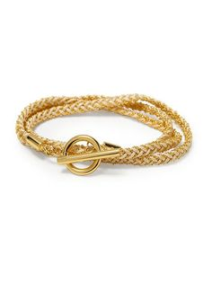 Gorjana Kingston Wrap Bracelet | Piperlime