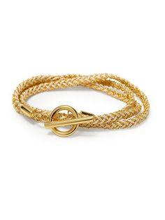 Gorjana Kingston Wrap Bracelet   Piperlime