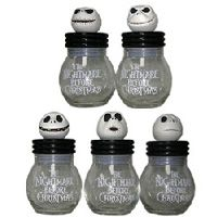 nightmare before christmas jars  ... These should look the the actual jars in the movie though. Ya know, like Deadly Nightshade, Frog's breath, warm's wort...