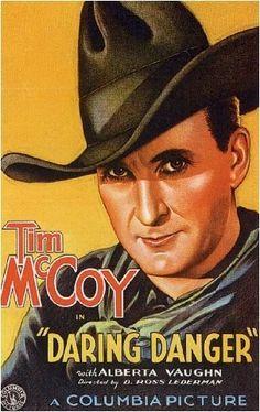 A drifting cowboy: -- Tim McCoy | my western stars*** | Pinterest ...
