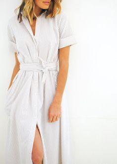 Αποτέλεσμα εικόνας για lisa marie fernandez shirt dress cotton