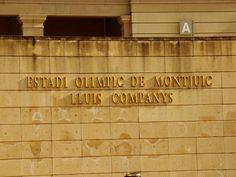 Estadio Olímpico Lluís Companys, Barcelona