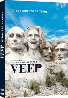 Veep - L intégrale de la saison 4 (2015) - DVD Veep NEUF SERIE TV