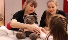 Initiatives like the Teddy Bear Doctors at Sheffield University enable students to give back to the local community. Setting Up A Charity, Sheffield, Doctors, Students, University, Teddy Bear, Community, Colleges, Teddybear