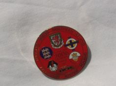 FIFA WORLD CUP 2006 QUALIFYING GROUP 6 INCL ENGLAND IRELAND OFFICIAL PIN BADGE  | eBay