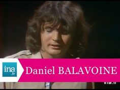 "Daniel Balavoine ""Lady Marlène"" (live officiel) - Archive INA - YouTube"