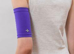 Care+Wear Violet PICC Line Cover. $30