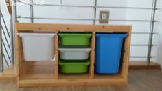 Ikea dětský úložný systém - obrázek číslo 1