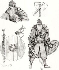 Viking Facts, Vikings, Character Art, Character Design, Viking Designs, Viking Shield, Viking Culture, Viking Life, Shield Maiden