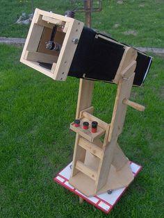 homemade-newtonian-reflector-telescope