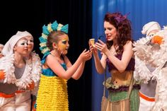 disney junior little mermaid musical - Google Search