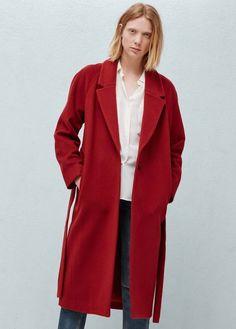 Płaszcz handmade | MANGO