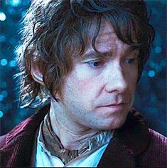 Bilbo's nose twitch....john cut your hair... what are you doing.... why are you hanging with dumbledoor.. john stahp... oh wait i must have you confused with someone else