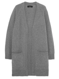 Shopping Cart: Sweater Weather, Rag & Bone Charlize cashmere and wool-blend cardigan / Garance Doré