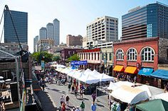 Artisans Impact Local Economy at Annual Pecan Street Festival
