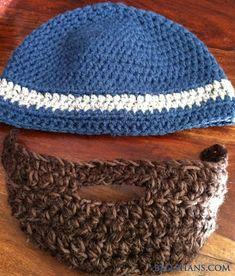 abfd06a8086 hooks patterns  Mini Post of the Week - Beard Hat