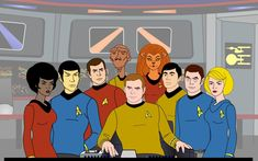 TAS - Star Trek: The Animated Series Wallpaper (16634580) - Fanpop