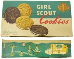 The Original Girl Scout Cookie Recipe Circa 1922..because I can't resist a Girl Scout Cookie!