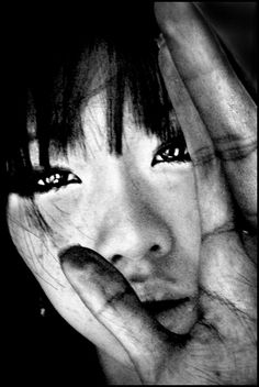 Jane Chong (Self-portrait). This is beautiful!