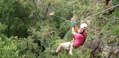 Things To Do in Johannesburg – Magaliesberg Canopy Tours. Hg2Johannesburg.com.