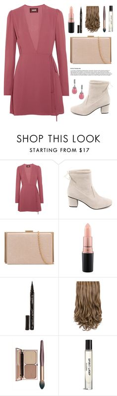 """""""Rosi"""" by novalikarida ❤ liked on Polyvore featuring Reformation, MAC Cosmetics and Smith & Cult"""