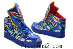 37b01f0dde38 Adidas Jeremy Scott Shoes 50% off at KD 5 Low Store 33 Adidas Wing Shoes