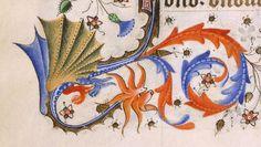 Psalter (the 'St Omer Psalter') c 1330-c 1440 Yates Thompson MS 14 Folio 163v