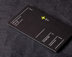 https://flic.kr/p/6Hm1pq | FA - TowerCo | Business card.   FA embarked on a comprehensive brand strategy phase to understand TowerCo's business goals. TowerCo recognized the value in FA's approach to their brand and, upon reviewing initial concepts for a new visual identity, expanded the project to a complete corporate identity program. FA created a new brand for TowerCo, articulating strategy and positioning, and extending the look and feel into marketing collateral, signage, website, and…