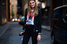 Slideshow: Street Style: The Top Sixty Looks From New York Fashion Week