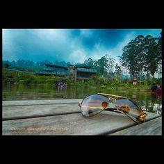 #ShareIG I love my Sunglasses.. #lake #hdr #iglandscape  #indonesia  #cimahi #holiday #instamood  #azzaphotography