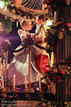 A Christmas Fantasy Parade - Cinderella & Prince Charming