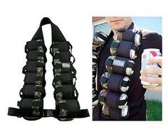 Beer ammo strap!